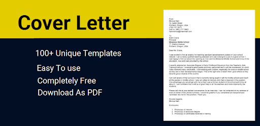 Apps Like Cover Letter Maker for Resume CV Templates app For ...