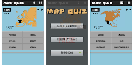 Map Of Germany Quiz.Games Like Map Quiz For Android Moreappslike