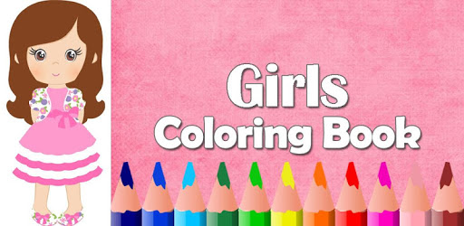 drawing game google Apps Like Girls Coloring Book Drawing Book Game For