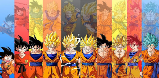 Apps Like Goku Wallpaper Dragon Ball 4k Qhd Gifs For Android Moreappslike