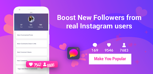 Apps Like 1000 Followers + for Instagram For Android