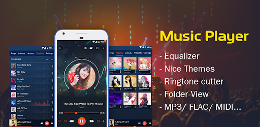 Apps Like Music player For Android - MoreAppsLike