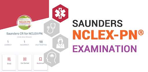 Apps Like Saunders Comprehensive Review NCLEX-PN Examination