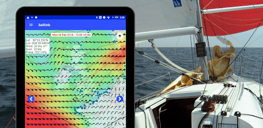 Apps Like Marine Weather | SailGrib Free For Android - MoreAppsLike
