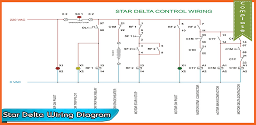 Apps Like Star Delta Wiring Diagram For Android