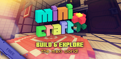 Games Like Tiny Craft: Block Exploration For Android