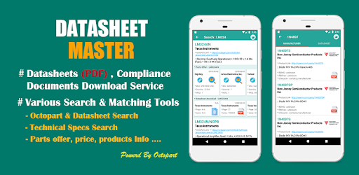 Apps Like Datasheet Master Parts Search Pdf Download For Android Moreappslike