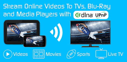 Apps Like Video & TV Cast | DLNA Player & UPnP Movie Mirror For