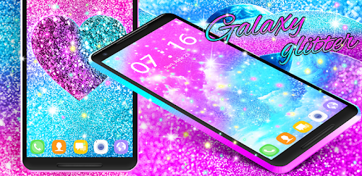 Apps Like Glitter galaxy live wallpaper For Android