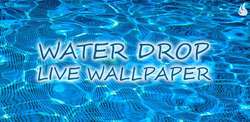 Apps Like Water Drop Live Wallpaper For Android Moreappslike