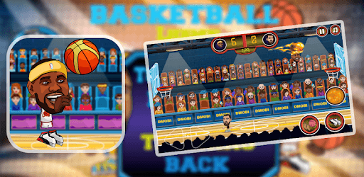 Games Like Basketball Legends Pvp Basketball Battles For Android