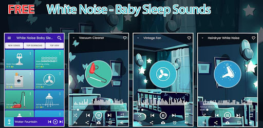Apps Like White Noise - Baby Sleep Sounds For Android