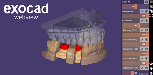 Apps Like exocad webview - Free STL OBJ and 3D Model Viewer For