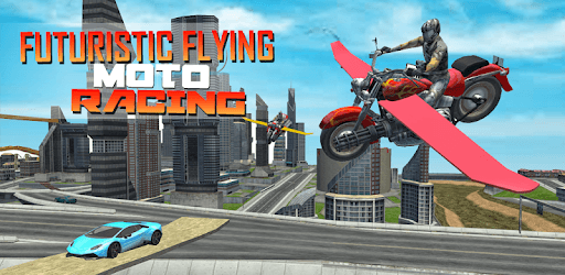 Games Like Futuristic Flying Moto Racing For Android