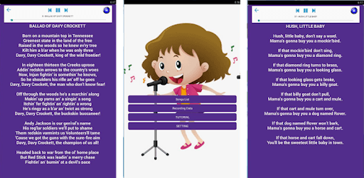 Apps Like Kids Songs Midi Karaoke For Android - MoreAppsLike