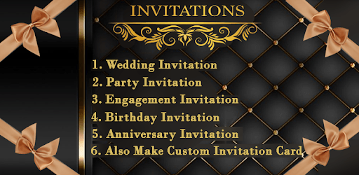 Apps Like Invitation Card Maker Invitation Maker For