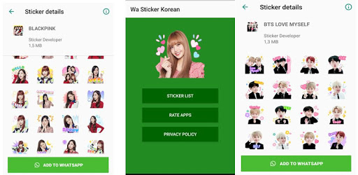 Apps Like Wastickerapps Korean Idol Sticker For Whatsapp For