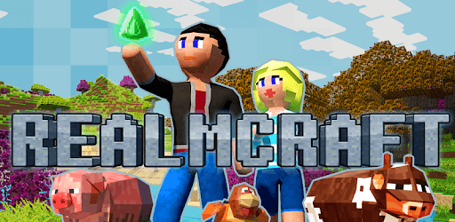 Games Like RealmCraft with Skins Export to Minecraft For Android