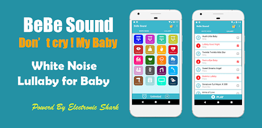 Apps Like Don't cry! my baby - White Noise, Lullaby for baby