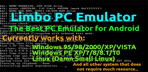 Apps Like Limbo PC Emulator QEMU ARM x86 For Android