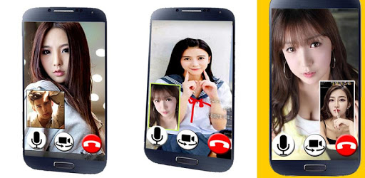 Android for video chat live app Hot Live
