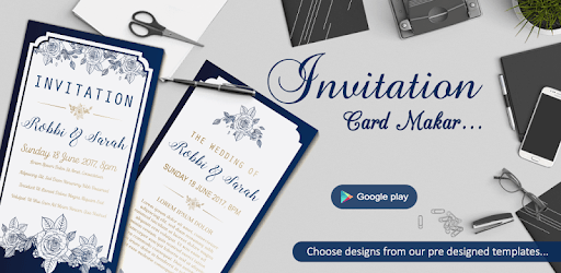 Apps Like Invitation Card Maker For Android Moreappslike