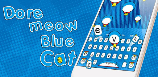 fb443e9d274 Dore Meow Blue Cat keyboard is one of the popular Android App in category  published by Attractive Pixel Theme in Google Play Store on Oct 10, 2017.